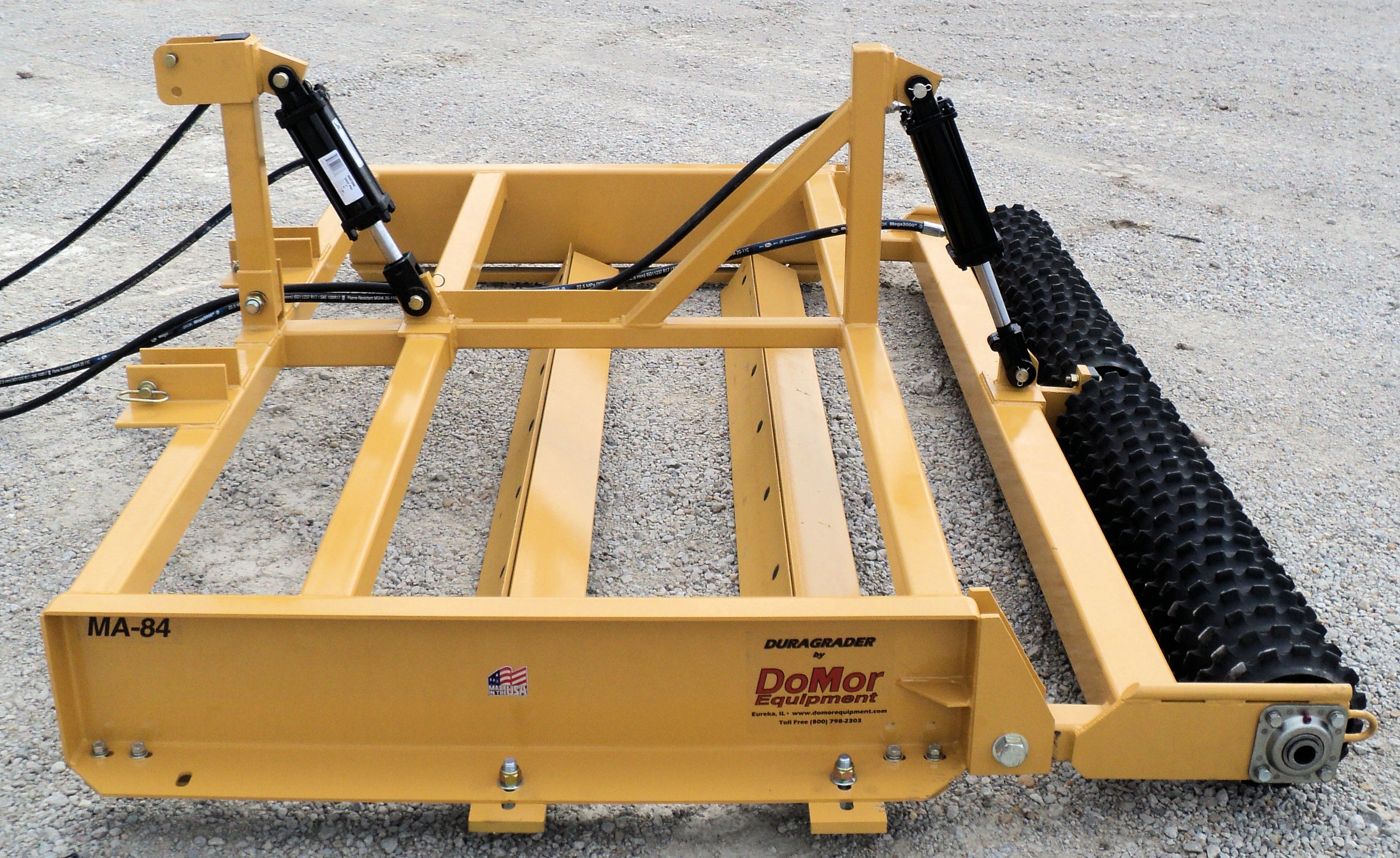 The Culti-Packer Add-On Attachment works great for puverizing and breaking up clumps and clods and also can be used to pack seeds to the proper depth for maximum seed growth.